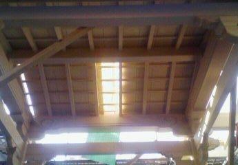拝殿 野地板.JPG